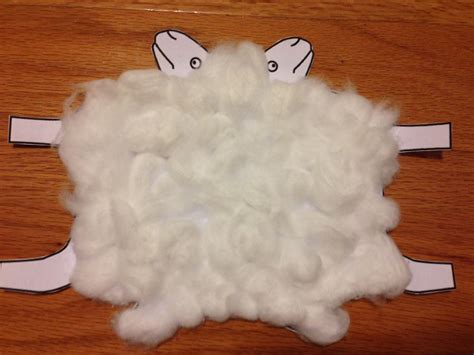 cotton craft for crafts sheep cotton balls