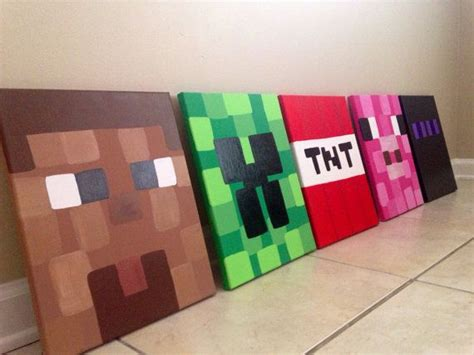 craft with wallpaper sles wall decor awesome minecraft wall decorations ideas
