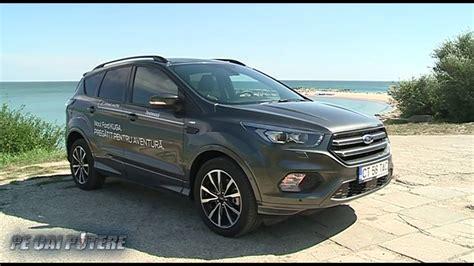 new ford kuga 2018 ford kuga 2018 test drive