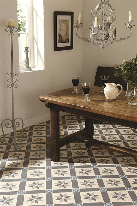 tile in dining room stylish home floors