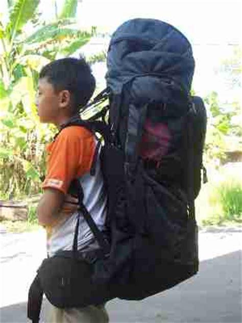 Tas Ransel Untuk Pendaki teknik packing ransel carrier alamendah s