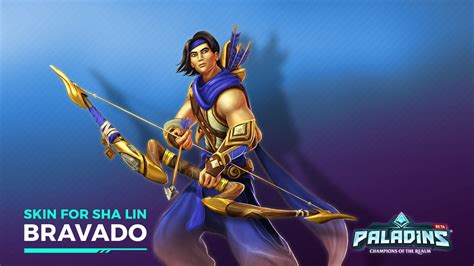 Paladins Giveaway Codes - paladins giveaway grab a free chion and skin to celebrate ps4 and xbox one open beta