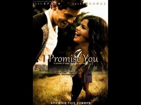 film indian i promise you i promise you new movie with zac efron and selena gomez