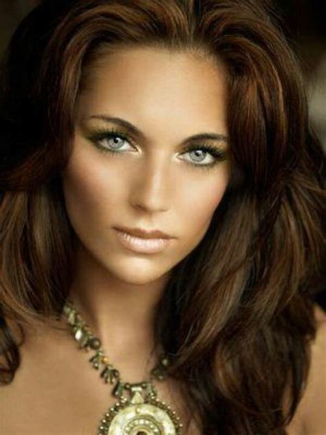 hair colors for olive skin and blue recipes to cook