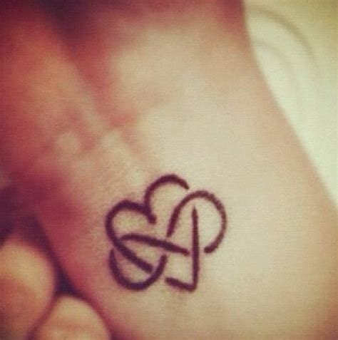 eternal love tattoo tattoos pinterest eternal love