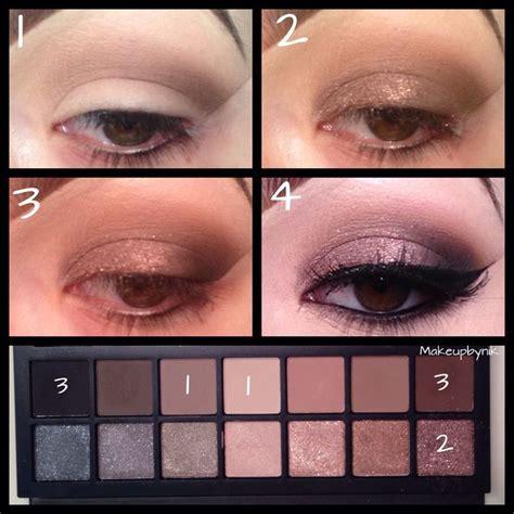 eyeshadow tutorial smashbox 14 best smashbox full exposure palette tutorials images on