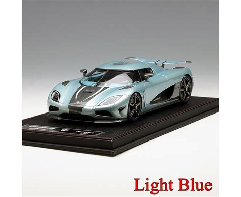 light blue koenigsegg koenigsegg agera s limited edition different colors by