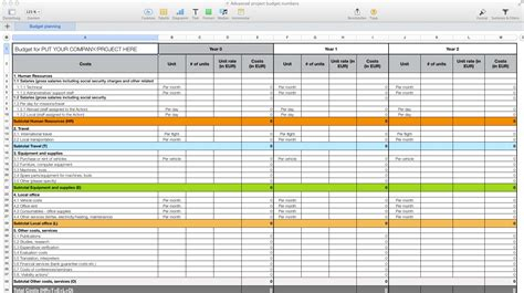 Numbers Spreadsheet templates for numbers pro for mac made for use