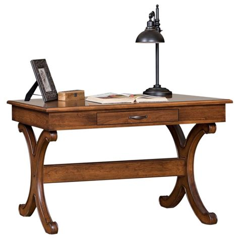 office writing desk hemingway home office writing desk from dutchcrafters