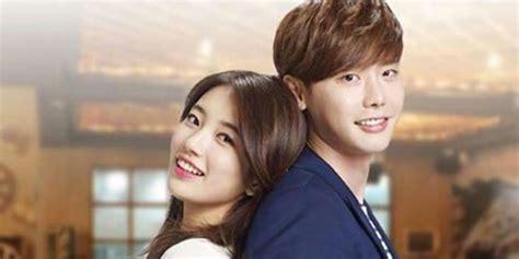 film lee jong suk dan suzy move on dari kim bok joo dan joon hyung saatnya kamu