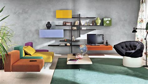 modern colorful furniture modern colorful sectional sofa living room furniture