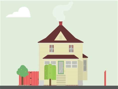 house 2d wip house by ian dribbble