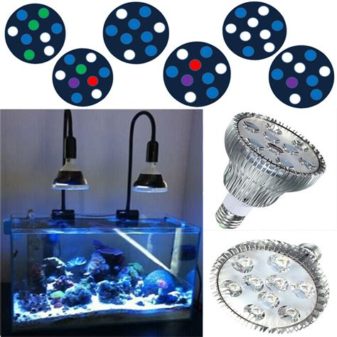 Lu Aquarium Led 27w spectrum led aquarium light par38 bridgelux led