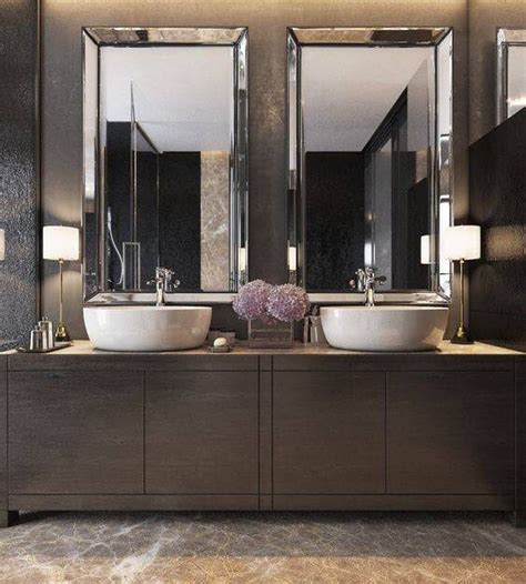 Luxury Powder Room Vanities The 25 Best Double Sink Bathroom Ideas On Pinterest