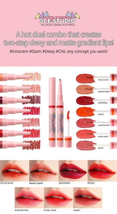 Lip Liner Etude 176 best images about korean products on