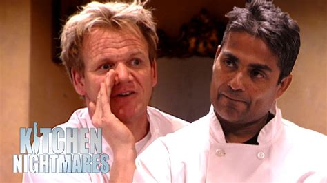 Kitchen Nightmares by Gordon Blames Failing Restaurant On Chef Kitchen