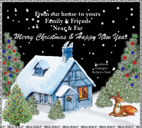 house   merry christmas christmas christmas gifs christmas quot animated