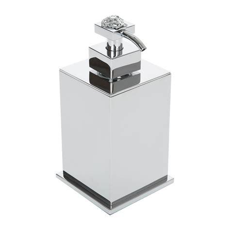 unique soap dispenser buy versace unique liquid soap dispenser chrome amara