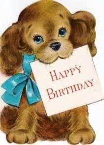 birthday card pup w63 ebay