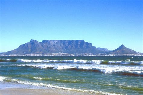 half day table mountain city tour