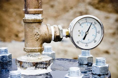 no water pressure in house how to test the water pressure in your home