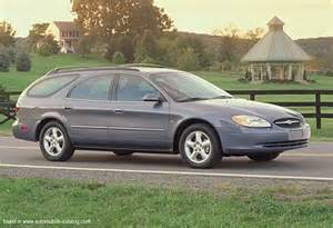 2000 ford taurus se wagon 3 0l v 6 tire sizes since mid