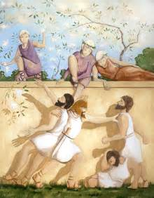 Odysseus And Lotus Eaters Lotus Eater Warriors Of Myth Wiki