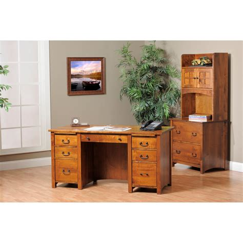 Rivertown Furniture by Y T Rivertowne Office Suite Executive Desk 60 Quot Stewart