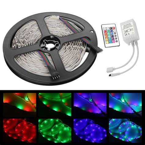 Cuttable Led Light Strips 5m 72w 5050 3528 Smd Cuttable Led Lights Car Rv Decoration Ebay