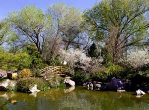 botanic garden abq biopark albuquerque nm