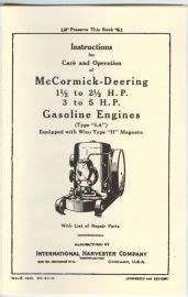 Binder Books Stationary Engine Manuals