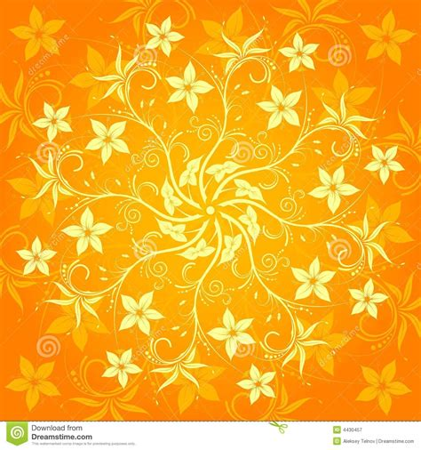 flower pattern abstract abstract flower pattern royalty free stock photography
