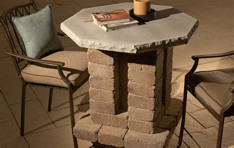 Patio Pub Tables Pub Bistro Tables Necessories Kits For Outdoor Living