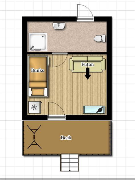 1 room cabin floor plans 1 bedroom cabin cpoa com