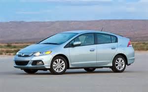 Honda Insight Used 2012 Honda Insight Reviews And Rating Motor Trend