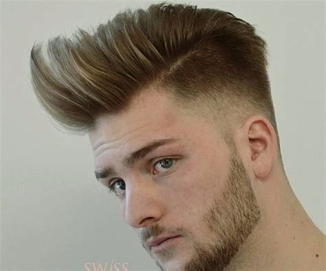 midway part hair updos top 20 cool guy s hairstyles trend in 2018