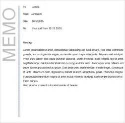 business memo template 8 free word pdf documents
