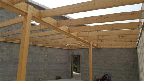 Charpente Toit Plat 4503 charpente toit plat charpente toit terrasse mauves sur