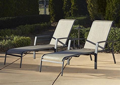 Adjustable Lounge Chair Outdoor Design Ideas Cosco Outdoor Adjustable Aluminum Chaise Lounge Chair Serene Ridge Patio Furniture Set 2 Pk