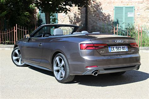 Cabriolet Audi by Audi A5 Cabriolet