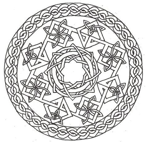 cross mandala coloring pages 663 best images about celtic on pinterest celtic crosses