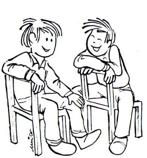 imagenes de otoño en caricatura amigos abrazados en caricatura imagui