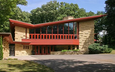 10 must see houses designed by architect frank lloyd