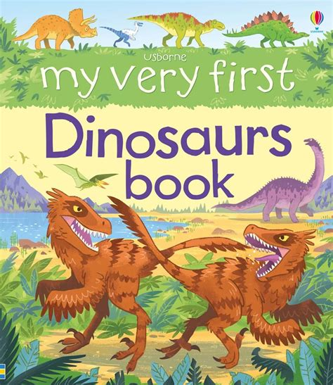 dinosaur picture book my dinosaurs book at usborne children s books