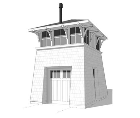 house plans with lookout tower house plans with lookout towers