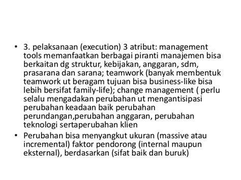 Buku Manajemen Perubahan Management Of Change Pengarang Prof Dr J 1 reinventing government prof aries