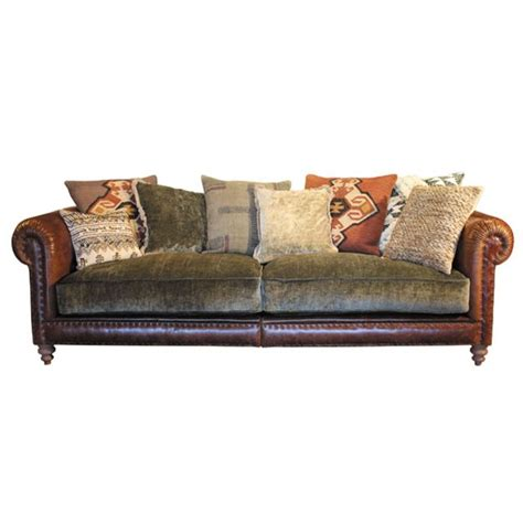Tetrad Sofa Bed by Tetrad Constable 3 Seater Sofa Leather Fabric 4 All