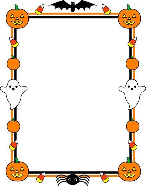 Halloween Border Clipart | Clipart Panda - Free Clipart Images About:blank Free Halloween Clipart