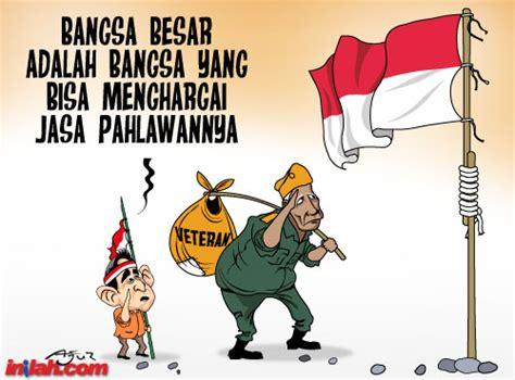 Kaos Soekarno Sketch apa sih makna hari pahlawan itu inspirator freak
