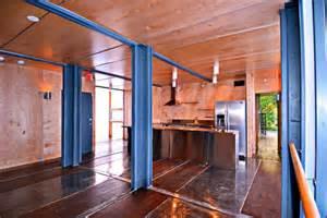 Steel Garage With Apartment Construire Sa Maison Container Une T 226 Che Pas Si Facile